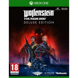 WOLFENSTEIN YOUNGBLOOD XONE