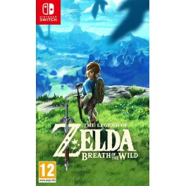 LEGEND OF ZELDA - BREATH OF THE WILD SW