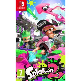 SPLATOON 2 SW