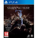 MIDDLE-EARTH - SHADOW OF WAR PS4