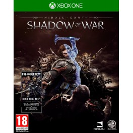 MIDDLE-EARTH - SHADOW OF WAR XONE