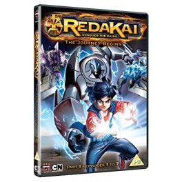 REDAKAI - CONQUER THE KAIRU DVD