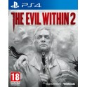 EVIL WITHIN 2 PS4