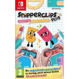 SNIPPERCLIPS PLUS SW