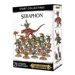 GW WARH. START COLLECTING! SERAPHON