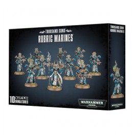 GW 40K THOUSAND SONS RUBRIC MARINES
