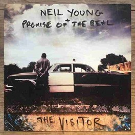 YOUNG, NEIL - THE VISITOR