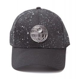 CAP STAR WARS METAL DEATH STAR