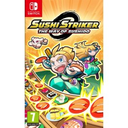 SUSHI STRIKER - THE WAY OF SUSHIDO SW