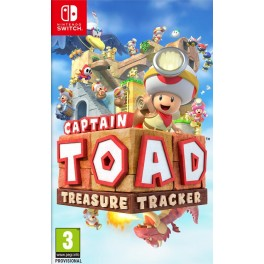 CAPTAIN TOAD - TREASURE TRACKER SW