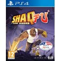 SHAQ FU - A LEGEND REBORN PS4