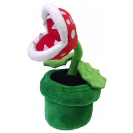 SUPER MARIO PLUSH - PIRANHA PLANT