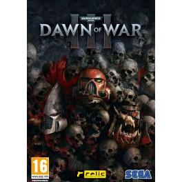 WARHAMMER 40.000 DAWN OF WAR III PC