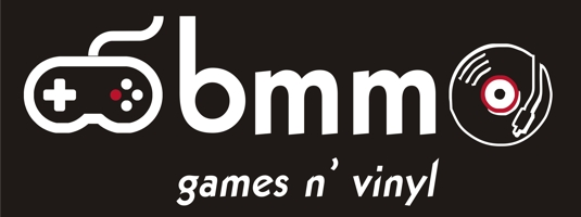 Logo bmm games n' vinyl