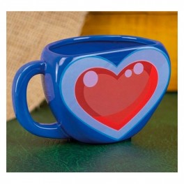 ZELDA HEART CONTAINER MUG
