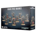 GW 40K CHAOS SPACE MARINES