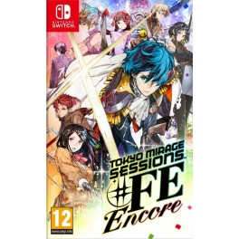 TOKYO MIRAGE SESSIONS FE ENCORE SW