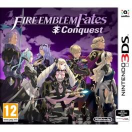 FIRE EMBLEM FATES - CONQUEST 3DS