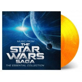 OST - MUSIC FROM THE STAR WARS SAGA (BLUE)