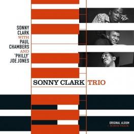 CLARK, SONNY TRIO - SONNY CLARK TRIO