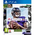 MADDEN NFL 21 PS4