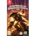 ODDWORLD STRANGER'S WRATH SW