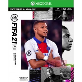 FIFA 21 CHAMPIONS EDITION XONE