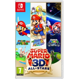 SUPER MARIO 3D ALL-STARS SW