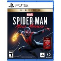 SPIDER-MAN MILES MORALES ULTIMATE EDITION PS5