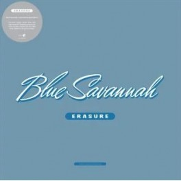 "ERASURE - BLUE SAVANNAH 12"" (BLUE)"