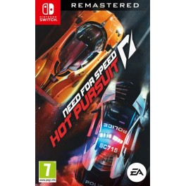 NEED FOR SPEED HOT PURSUIT REMASTERED SW