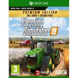 FARMING SIMULATOR 19 PREMIUM EDITION XONE