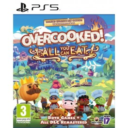 OVERCOOKED! ALL YOU CAN EAT EDITION PS5