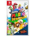 SUPER MARIO 3D WORLD + BOWSER'S FURY SW