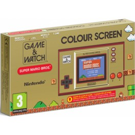 GAME & WATCH - SUPER MARIO BROS. SYSTEM