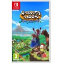 HARVEST MOON - ONE WORLD SW