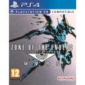 ZONE OF THE ENDERS - THE 2ND RUNNER PS4