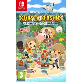 STORY OF SEASONS - PIONEERS OF OLIVE TOWN SW