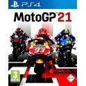 MOTO GP 21 PS4