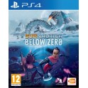 SUBNAUTICA BELOW ZERO PS4