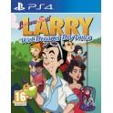 LEISURE SUIT LARRY - WET DREAMS DRY TWICE PS4