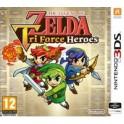LEGEND OF ZELDA - TRI FORCE HEROES 3DS