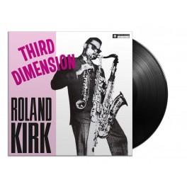 KIRK, ROLAND - THIRD DIMENSION