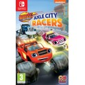 BLAZE AND THE MONSTER MACHINES - AXLE CITY RACERS SW