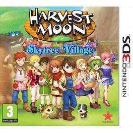 HARVEST MOON - SKYTREE VILLAGE 3DS