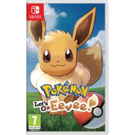 POKEMON LET'S GO EEVEE SW